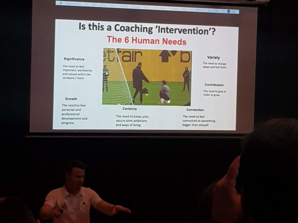 The 6 Human Need - The Future Coach